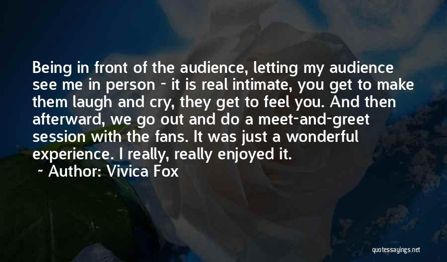 Vivica Fox Quotes 1880949