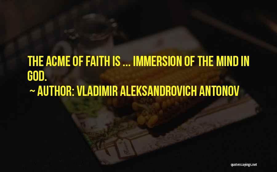 Vladimir Aleksandrovich Antonov Quotes 1168223