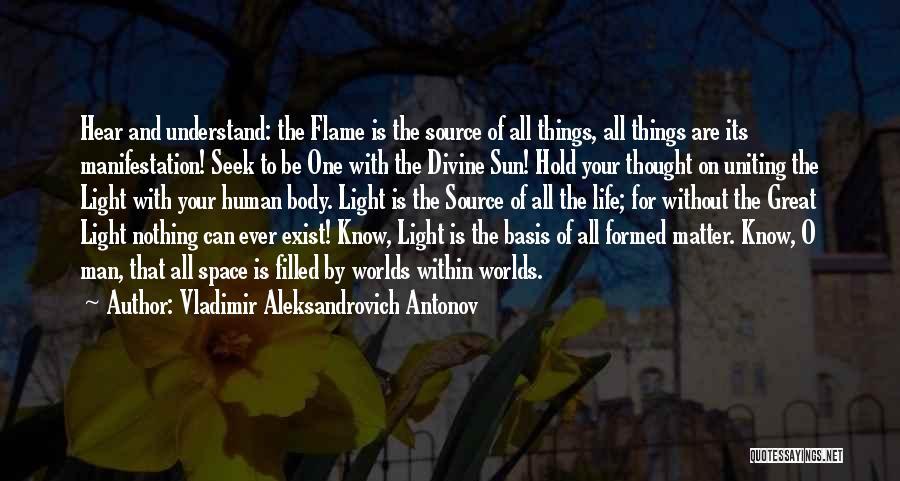 Vladimir Aleksandrovich Antonov Quotes 1352498