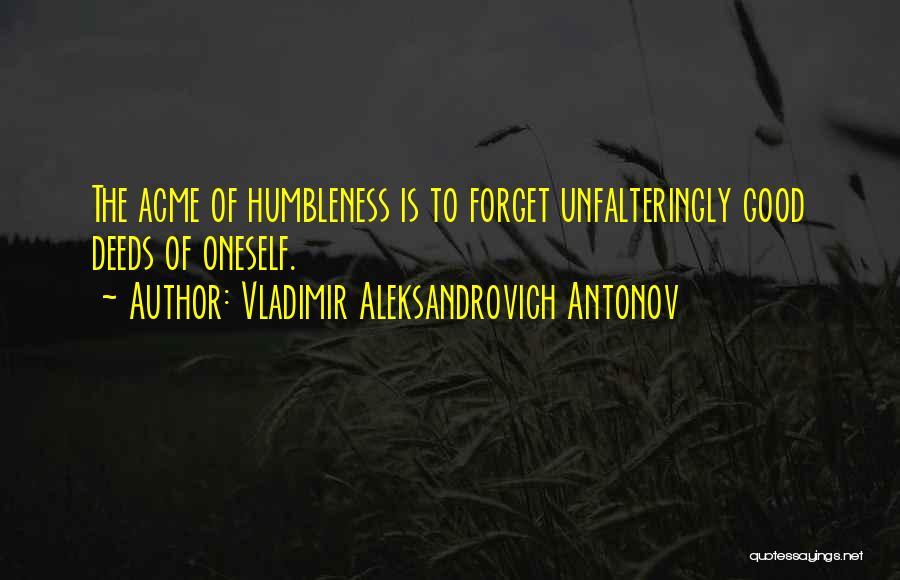 Vladimir Aleksandrovich Antonov Quotes 141265