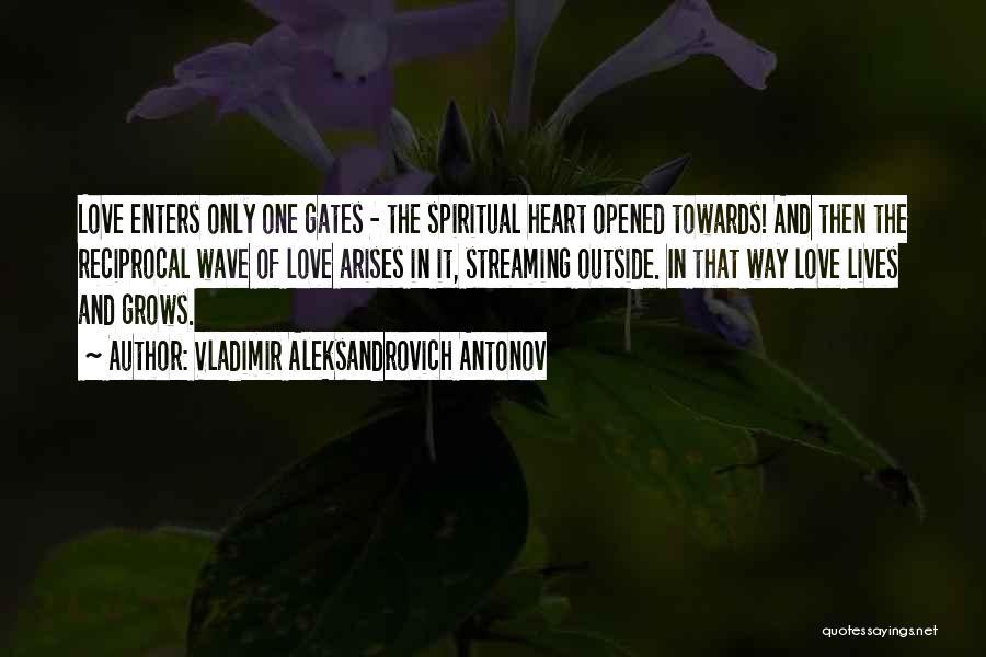 Vladimir Aleksandrovich Antonov Quotes 1587622