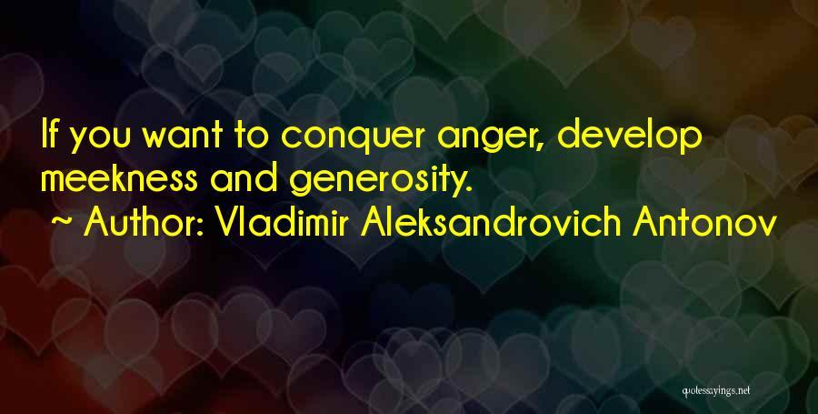 Vladimir Aleksandrovich Antonov Quotes 167347