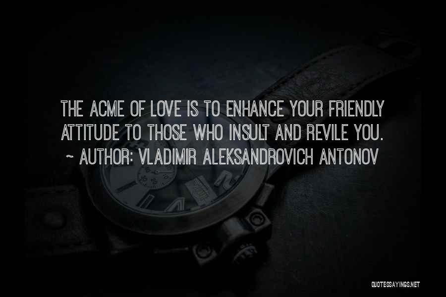 Vladimir Aleksandrovich Antonov Quotes 2058758