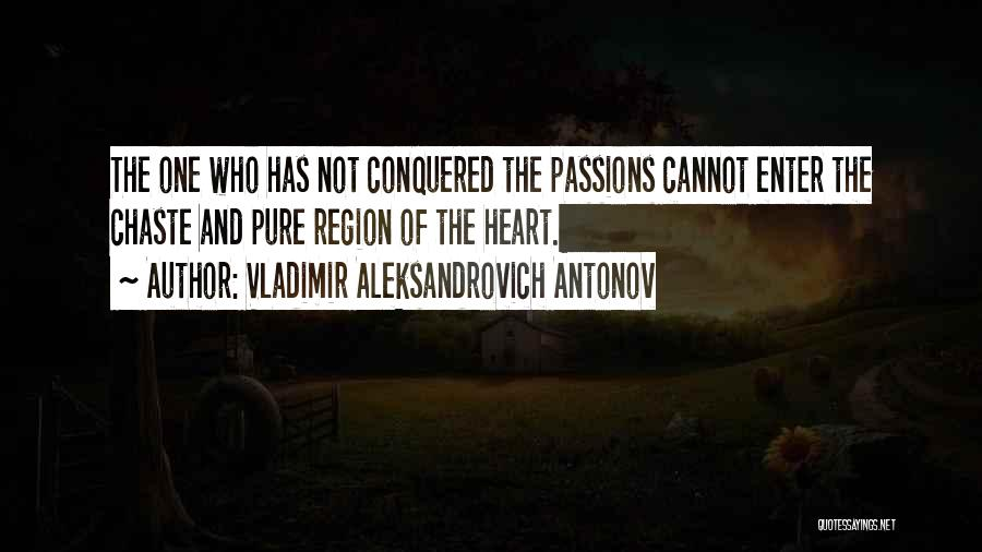 Vladimir Aleksandrovich Antonov Quotes 749036