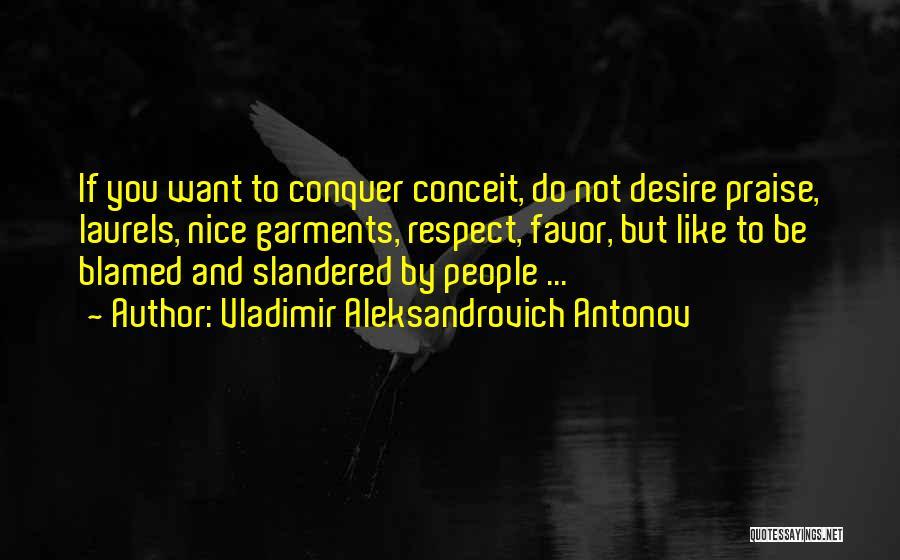 Vladimir Aleksandrovich Antonov Quotes 832231