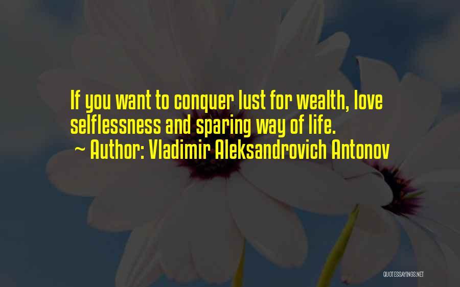 Vladimir Aleksandrovich Antonov Quotes 927419