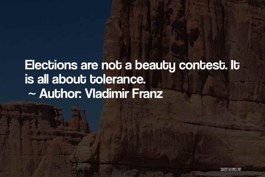 Vladimir Franz Quotes 1140903