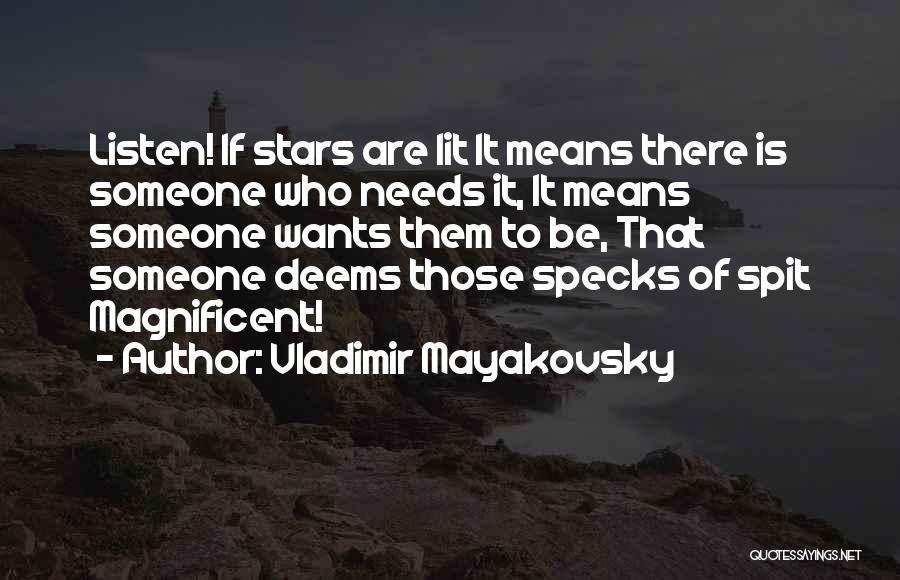 Vladimir Mayakovsky Quotes 2093950