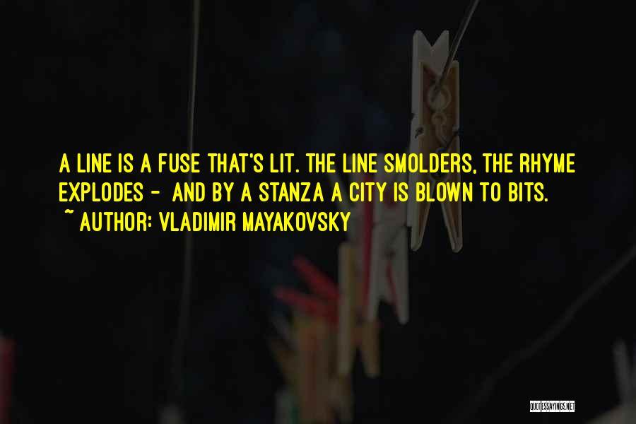 Vladimir Mayakovsky Quotes 316241