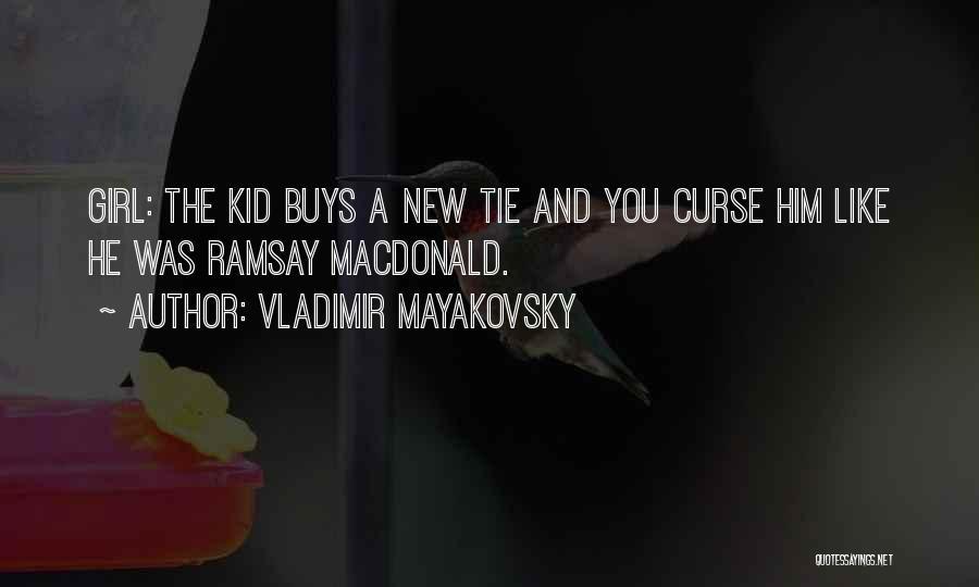 Vladimir Mayakovsky Quotes 319064