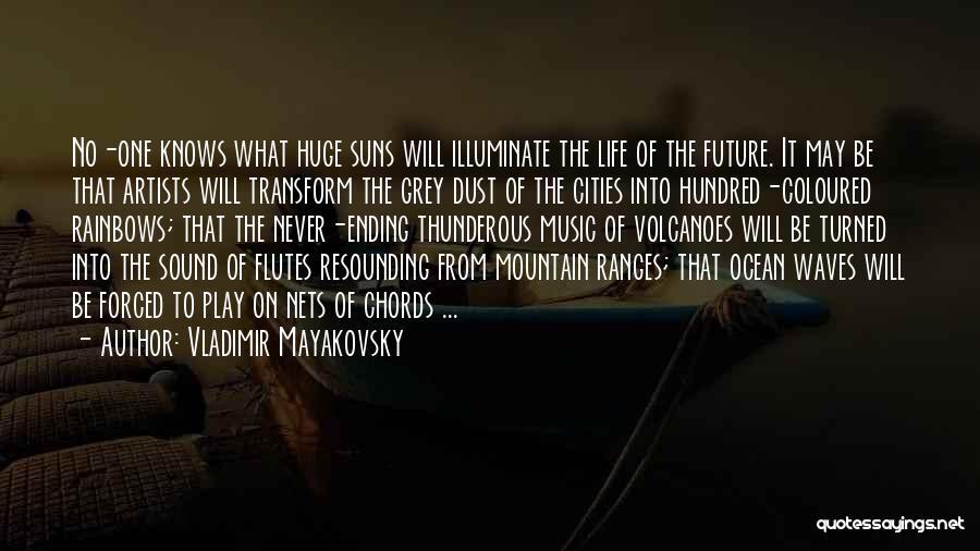 Vladimir Mayakovsky Quotes 424730