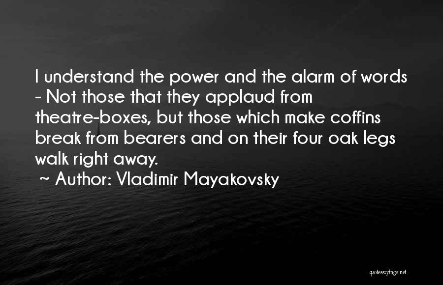 Vladimir Mayakovsky Quotes 528358