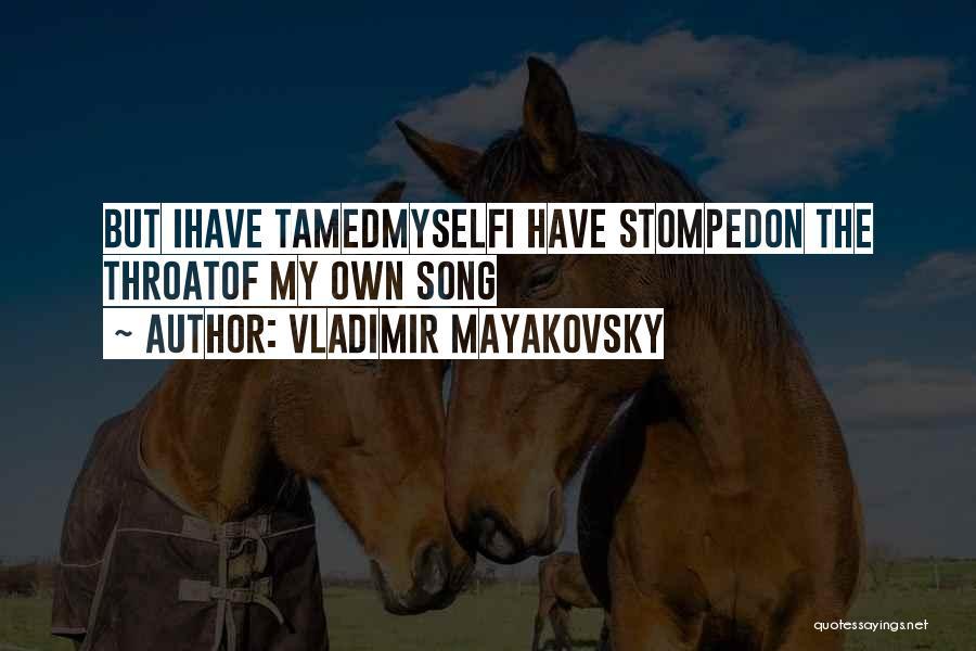 Vladimir Mayakovsky Quotes 755256