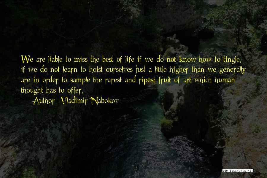 Vladimir Nabokov Quotes 1085763