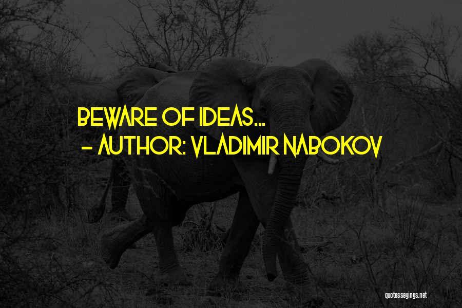 Vladimir Nabokov Quotes 119375