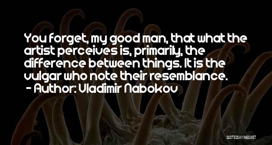 Vladimir Nabokov Quotes 1228162