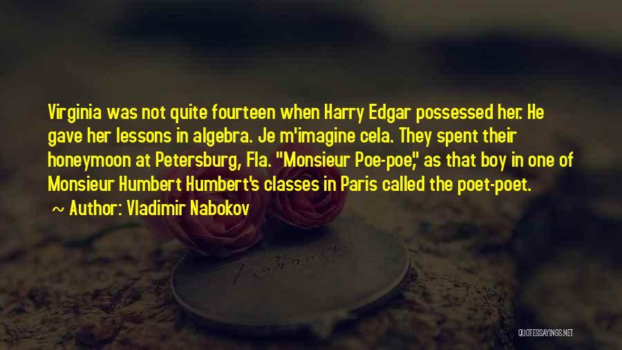 Vladimir Nabokov Quotes 1391293