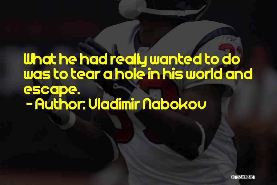 Vladimir Nabokov Quotes 2055581