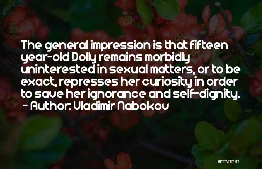 Vladimir Nabokov Quotes 2057328