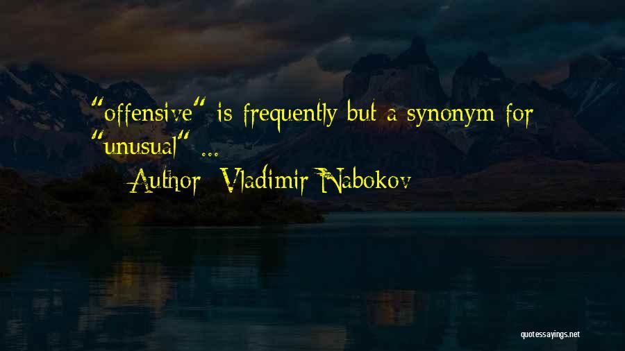 Vladimir Nabokov Quotes 2197849