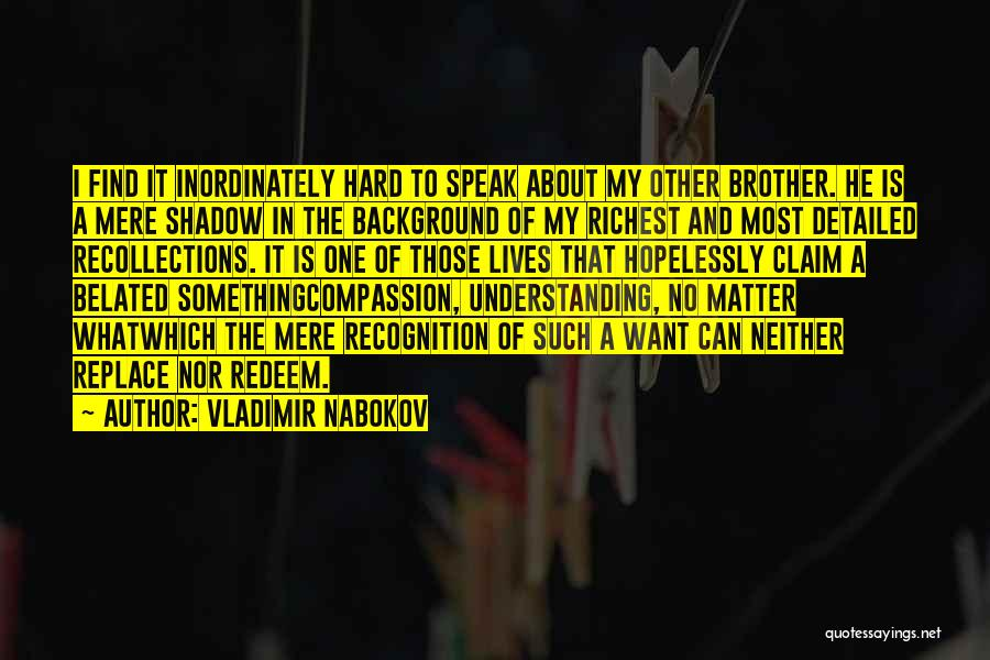 Vladimir Nabokov Quotes 524583