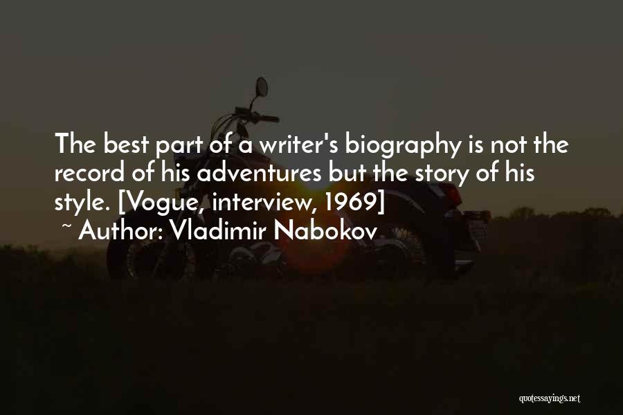 Vladimir Nabokov Quotes 781666