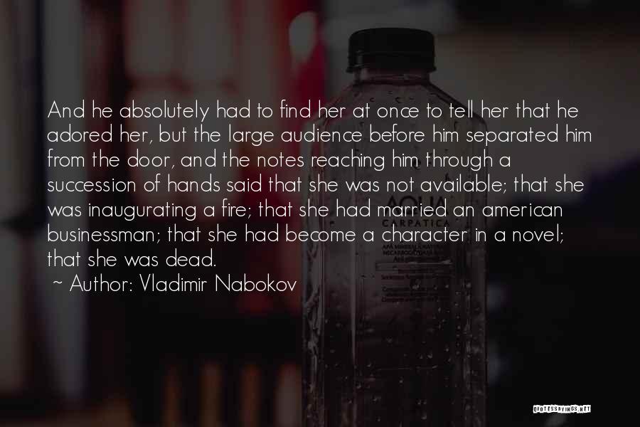 Vladimir Nabokov Quotes 90566