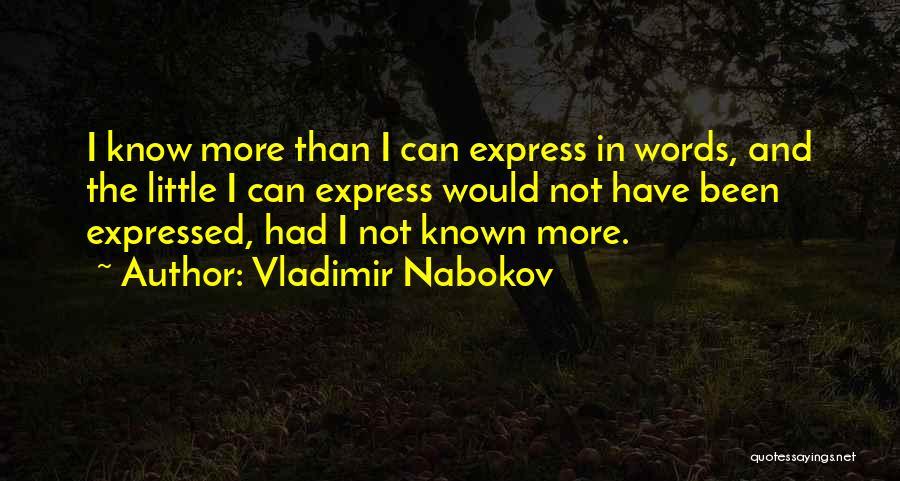 Vladimir Nabokov Quotes 919325