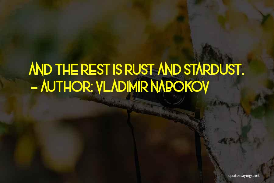 Vladimir Nabokov Quotes 990919