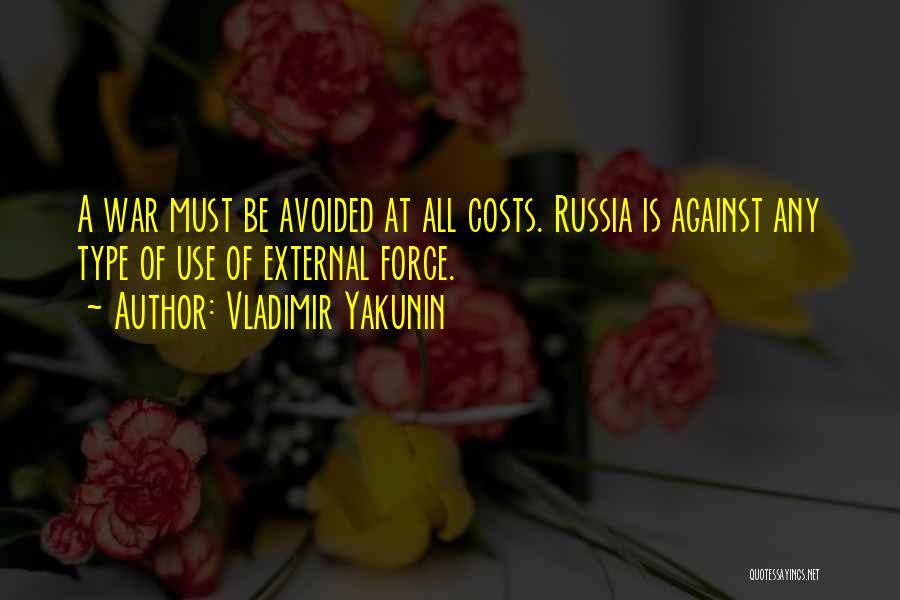 Vladimir Yakunin Quotes 1324789