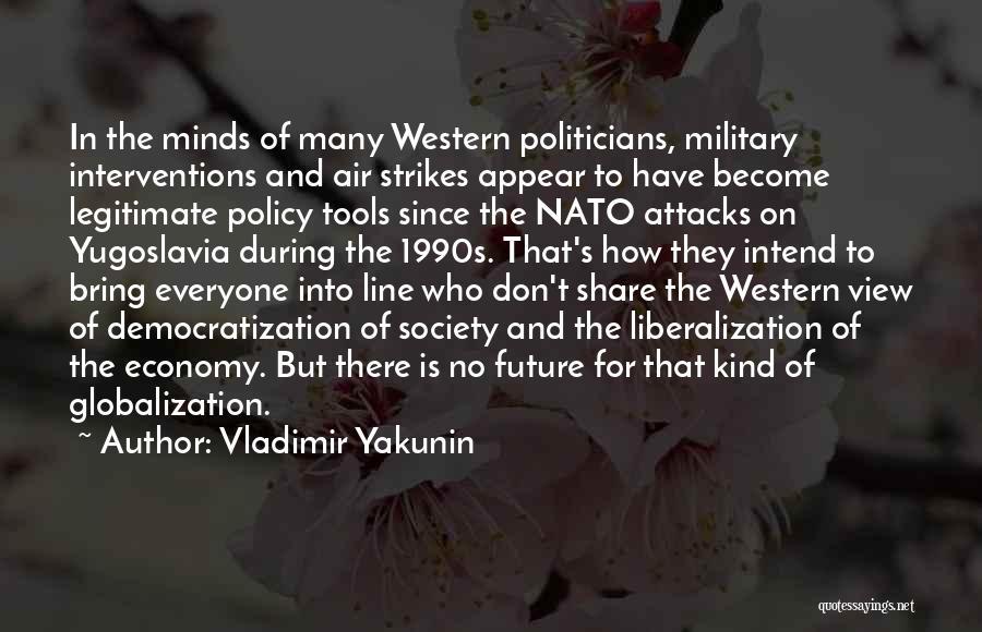 Vladimir Yakunin Quotes 1701938