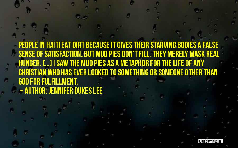 Void Life Quotes By Jennifer Dukes Lee