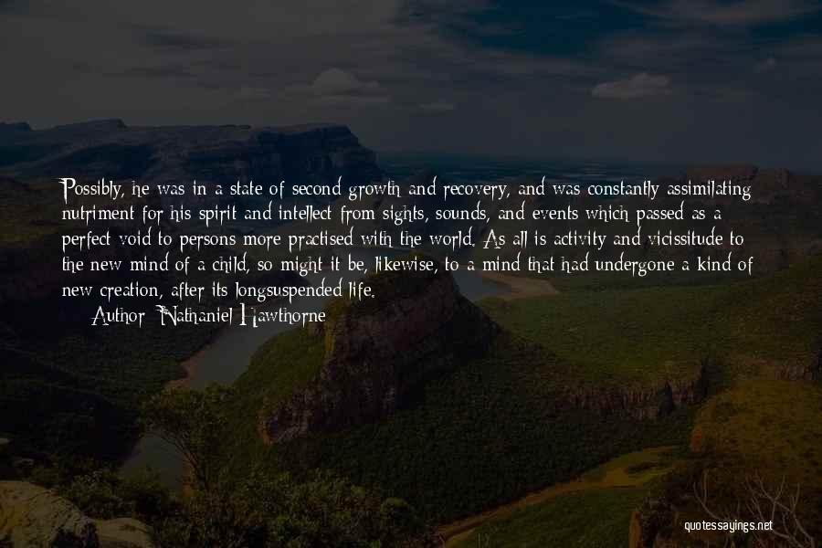 Void Life Quotes By Nathaniel Hawthorne