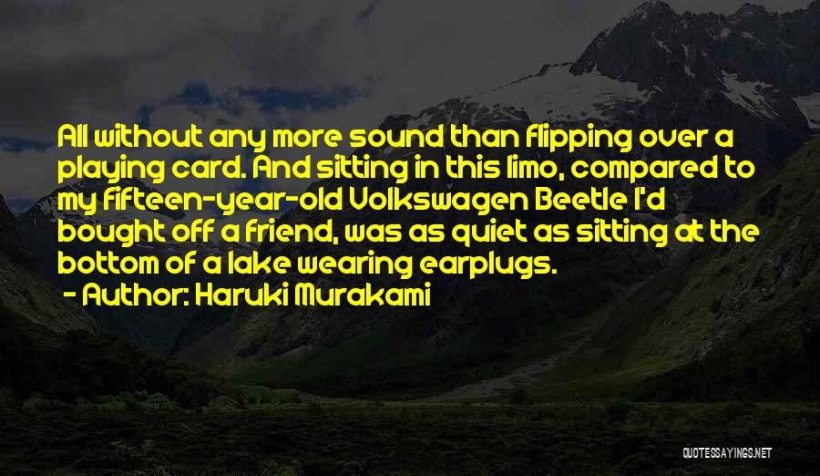 Volkswagen Quotes By Haruki Murakami