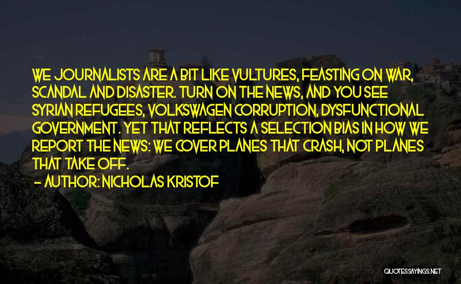 Volkswagen Quotes By Nicholas Kristof