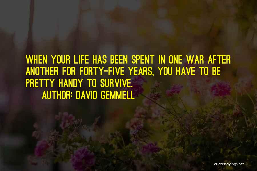 W.c. Handy Quotes By David Gemmell