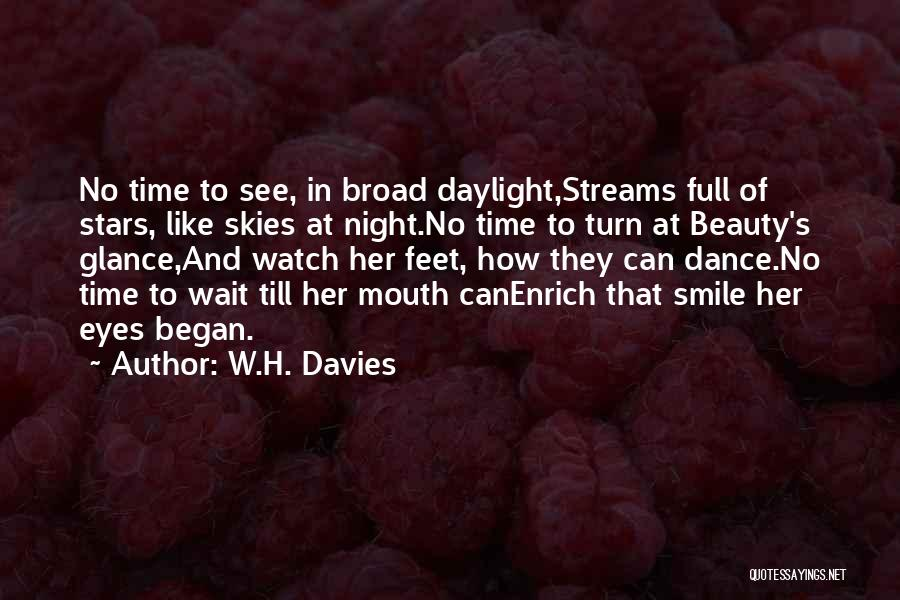 W.H. Davies Quotes 1051965