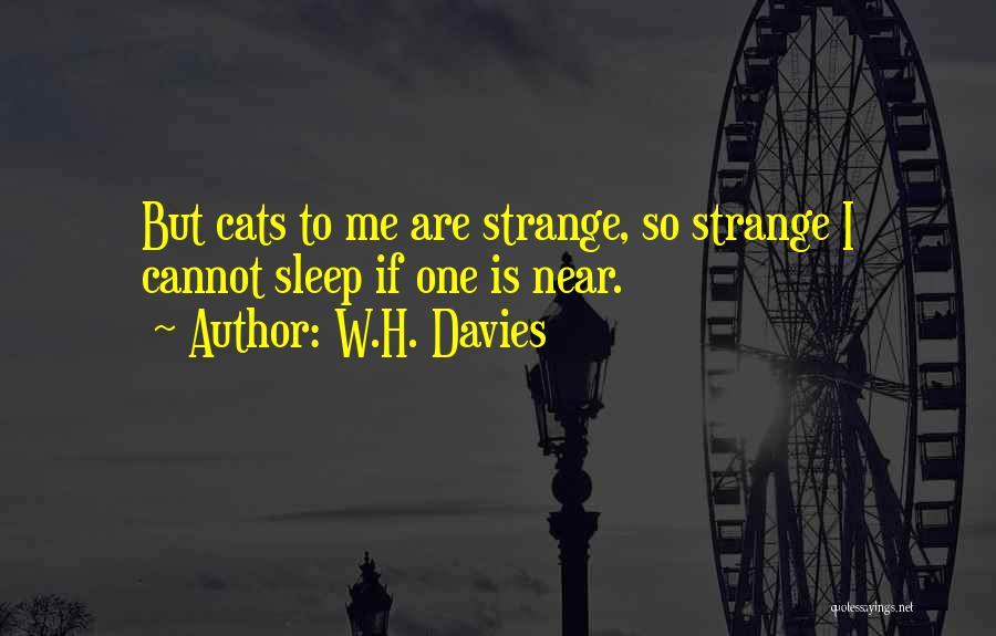 W.H. Davies Quotes 1144332