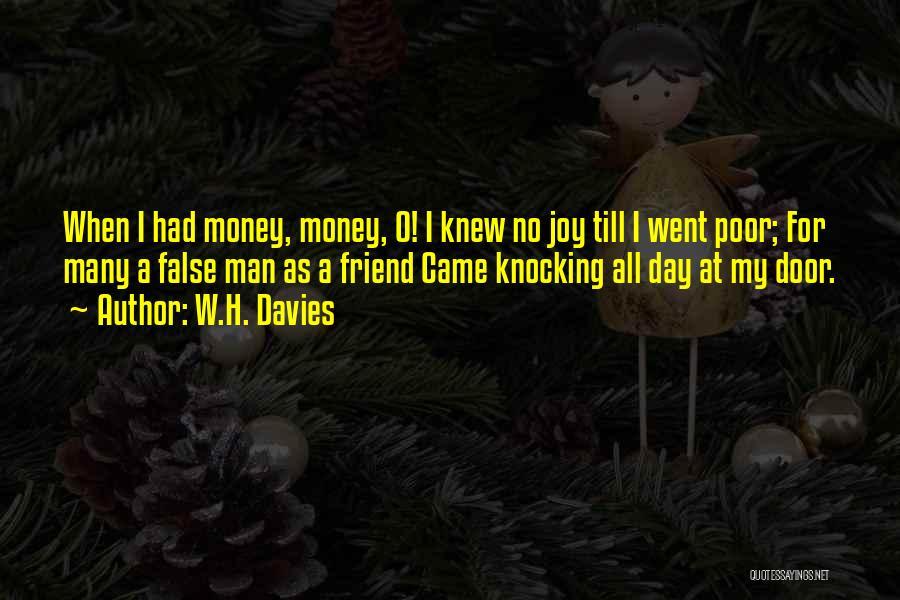 W.H. Davies Quotes 744766