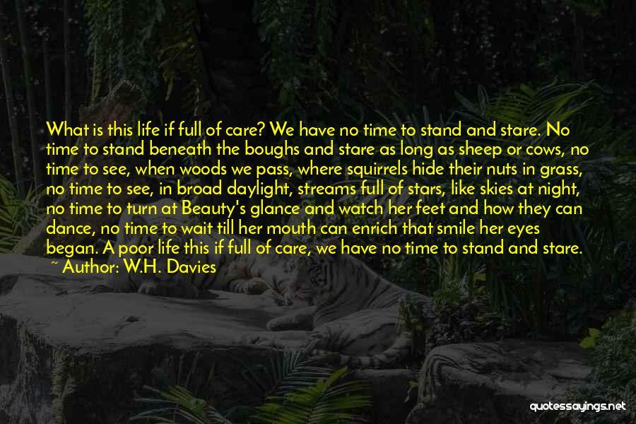 W.H. Davies Quotes 987074