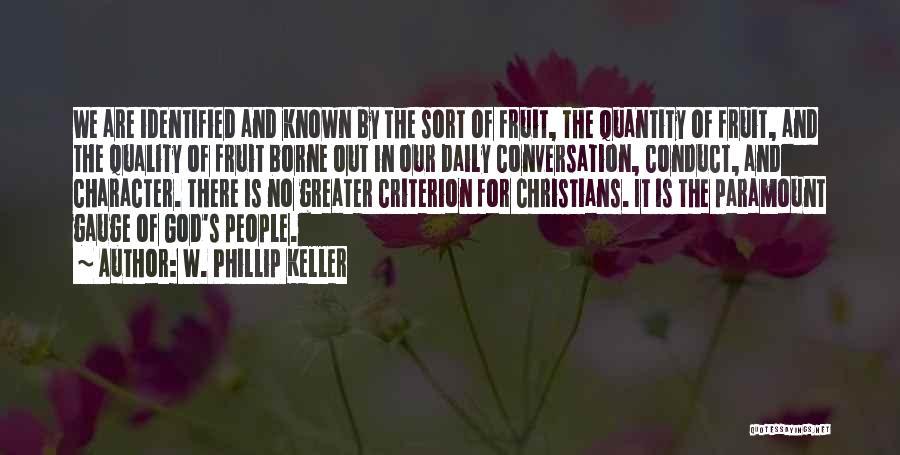 W. Phillip Keller Quotes 1380215