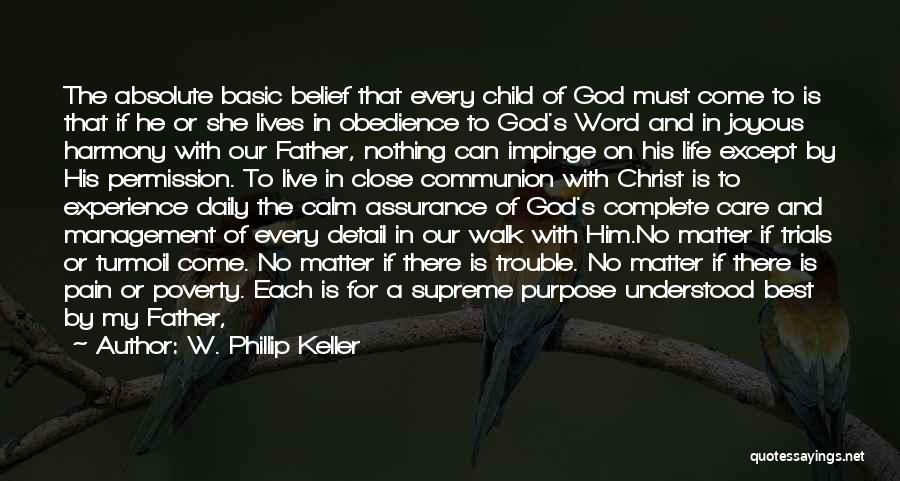 W. Phillip Keller Quotes 215723