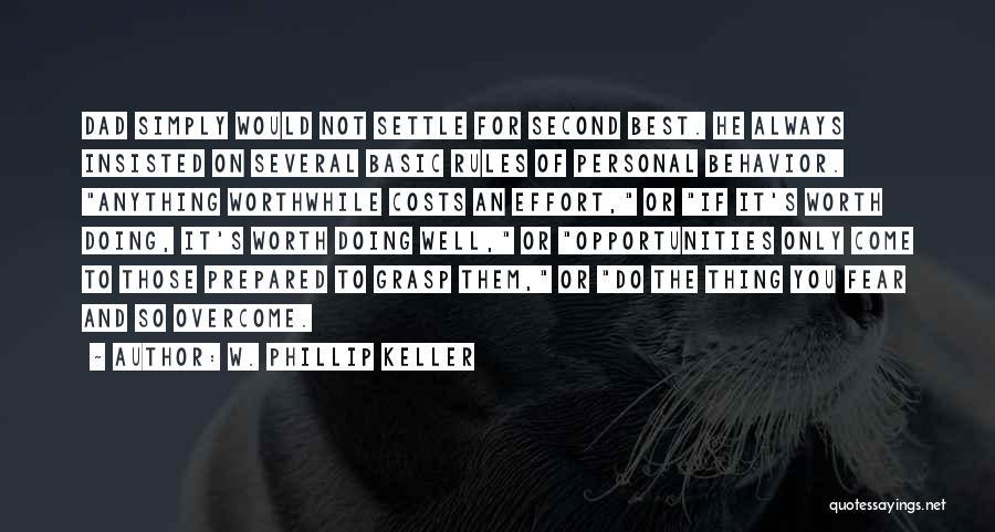 W. Phillip Keller Quotes 2182361