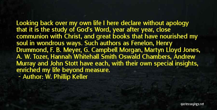 W. Phillip Keller Quotes 239812