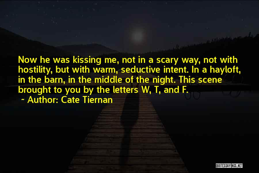 W T F Quotes By Cate Tiernan