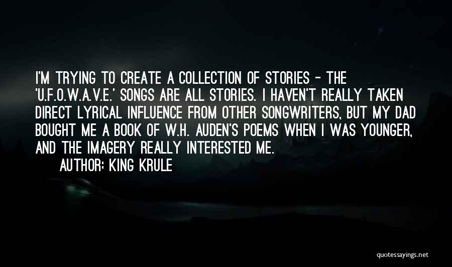 W T F Quotes By King Krule