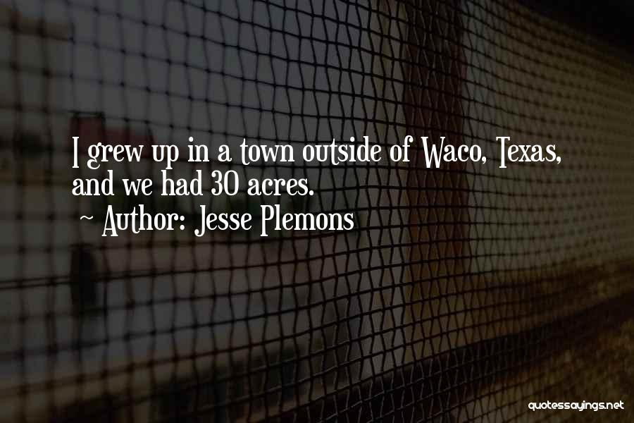 Waco Quotes By Jesse Plemons
