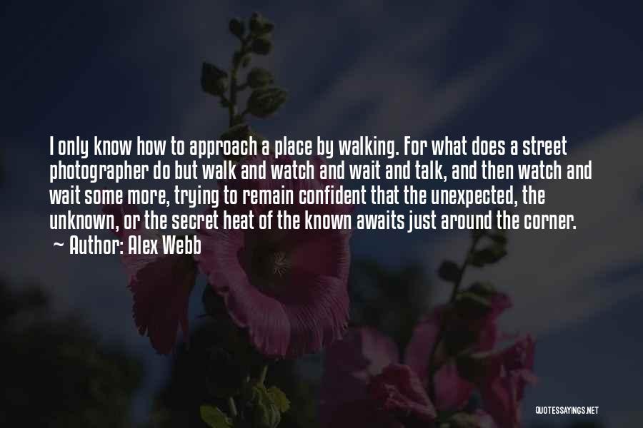 Wait What Quotes By Alex Webb