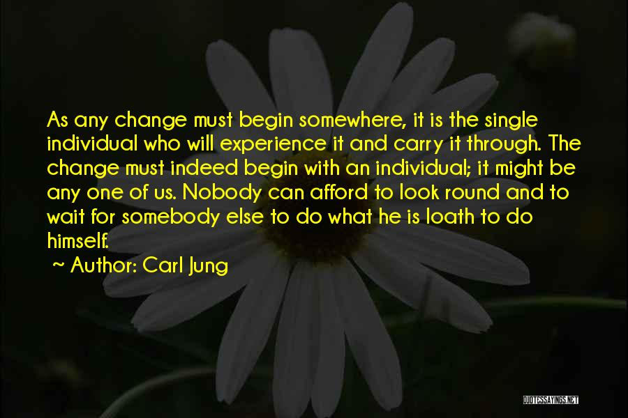 Wait What Quotes By Carl Jung