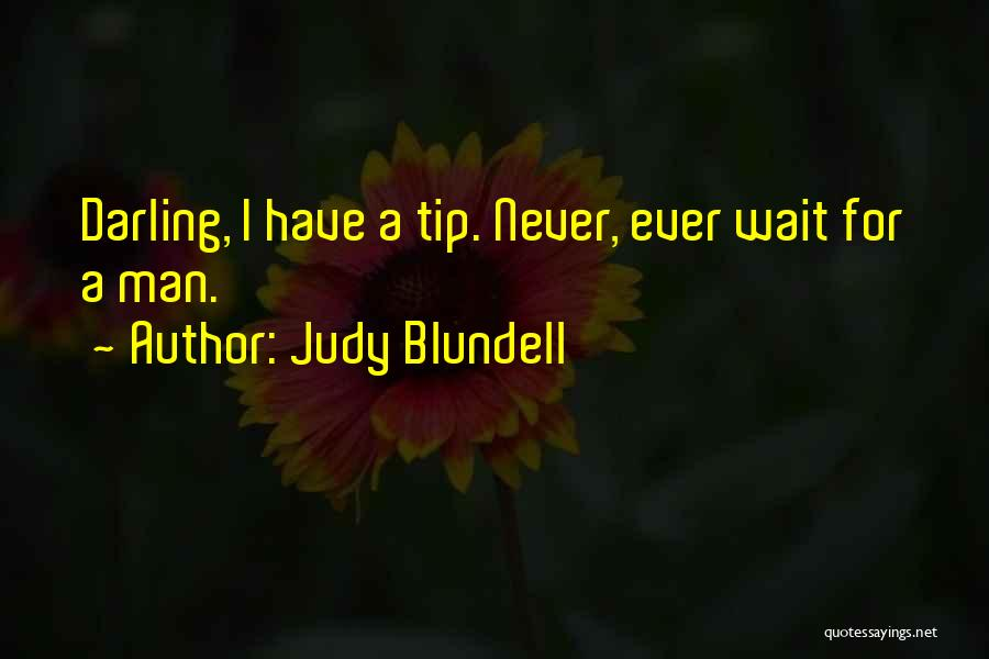 Wait What Quotes By Judy Blundell